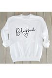 Blessed Top - White