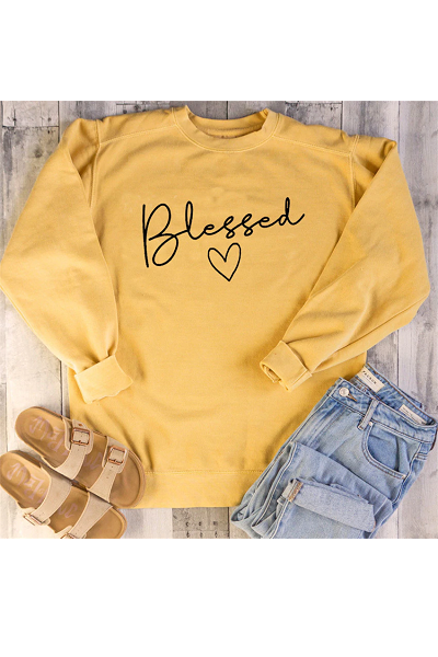 Blessed Top - Yellow