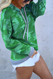 Hide and Seek Hoodie - Green - flyqueens