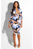Meet Me in Vegas Dress - Multicolor - flyqueens