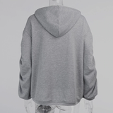 Lost in the Moment Sweater - Grey