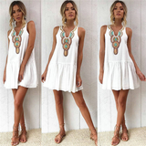 Boho Doll Tunic Dress - flyqueens