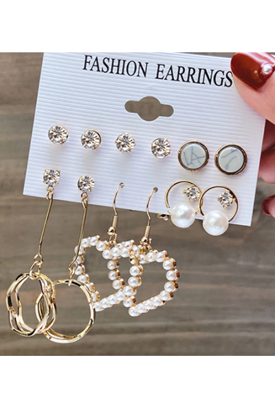Love to Love Ya Earrings Set