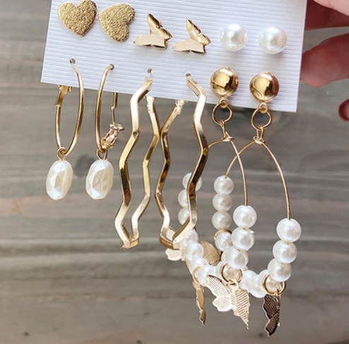 Sunny Sugar Tassel Earrings