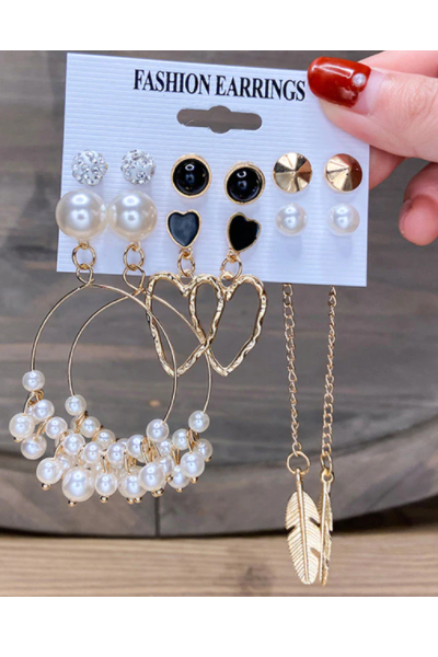 Take Me Out Earrings Set