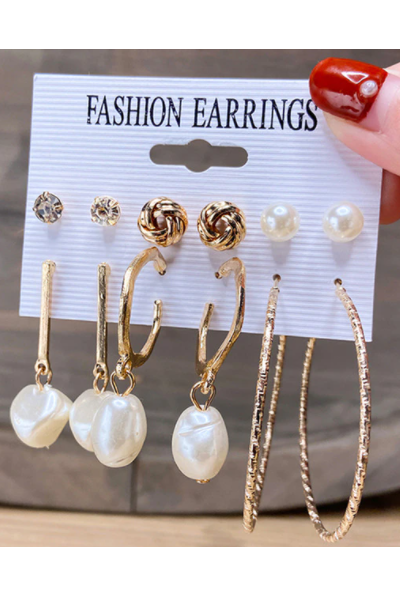 Runaway Love Earrings Set