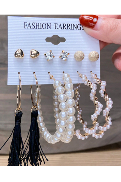 Sway My Way Earrings Set