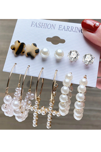 Lovely Thang Earrings Set