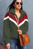 Chill Dime Sherpa Jacket - Green
