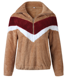 Chill Dime Sherpa Jacket - Tan