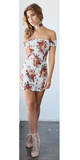 She Wants Flowers Dress - flyqueens
