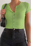 Layla Top - Green