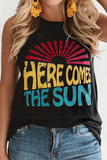 Here Comes the Sun Tank Top - flyqueens