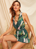 Tropical Temptress Romper - flyqueens