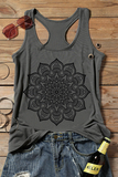 Mandala Beauty Tank Top