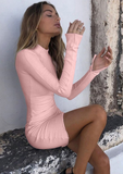 Rosé All Day Dress