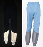 Spotlight On Me Reflective Joggers - Blue - flyqueens