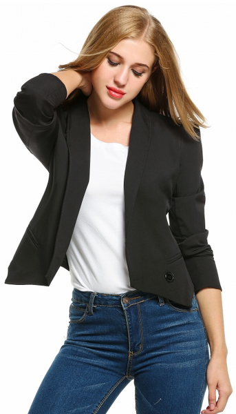 Professional Queen Blazer - Black