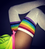Sparkle On Socks - flyqueens