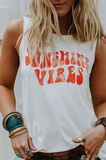 Sunshine Vibes Tank Top - flyqueens