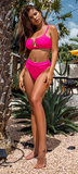 Private Island Bikini Set - Light Pink