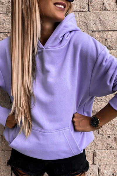 Miss Thing Hoodie - Purple