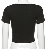 Abby Top - Black