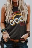 Good Vibes Babe Tank Top - flyqueens