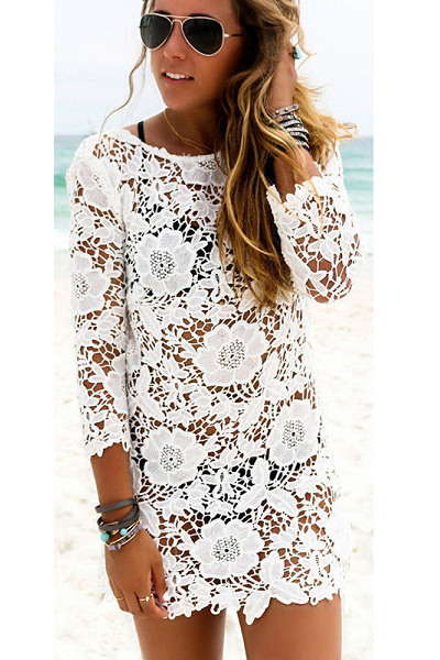 Floral Feels Dress/Cover Up