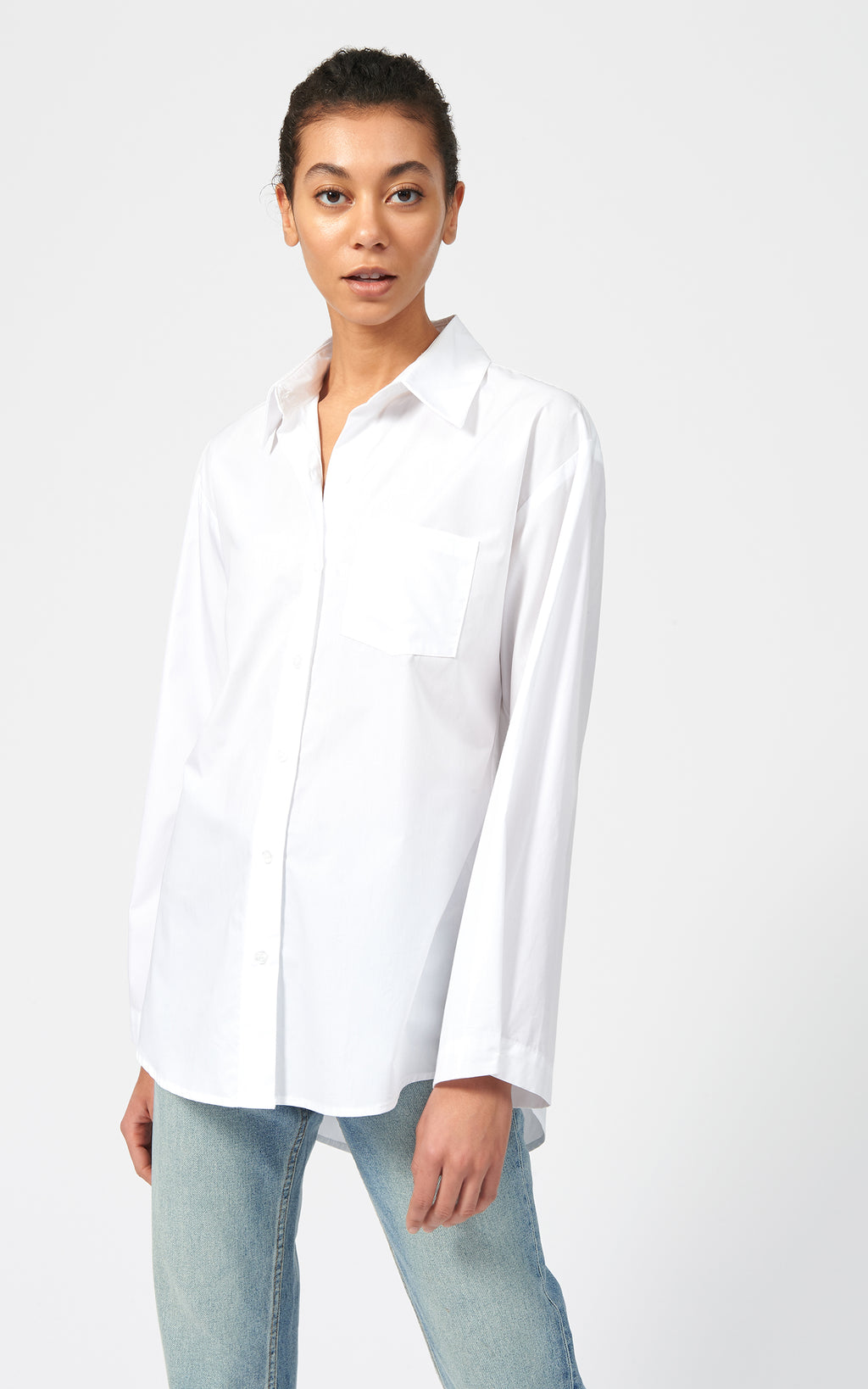 WIDE SLEEVE SHIRT