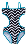 Jagged Edge Monokini