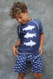Deep Sea Swim Shorts