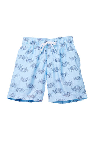 CRAB WALK SWIM WEAR - LT. BLUE