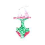 Candy Crush Halter Monokini