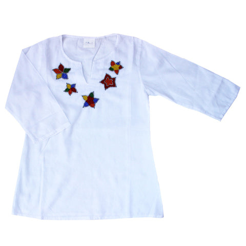 Girls Beaded Tunic