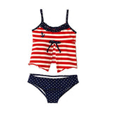In the Navy Open Tankini-Infant,Toddler