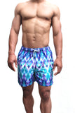 BLUE MOOD MEN'S SWIM SHORTS