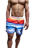 SURF'S UP MEN'S SWIM SHORTS