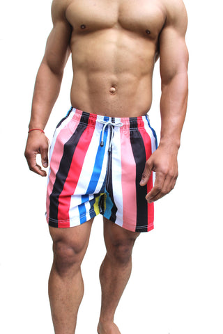 COLOR THEORY MEN'S SWIM SHORTS