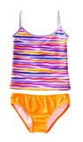 Lilac and Stich Tankini