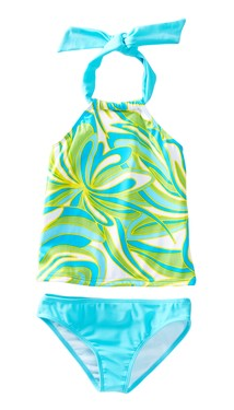 Happy Spring Tankini