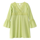 Long Sleeve Tunic-Green