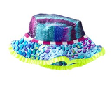 In The Mix Hat- Turquoise