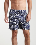 BLUE FISH MEN'S SWIM SHORTS