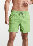 PIPELINE MEN'S SWIM SHORTS-LIME