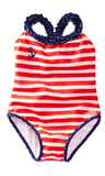 In the Navy Infant One Piece