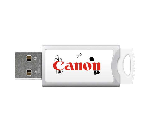 Custom Push USB Flash Drive
