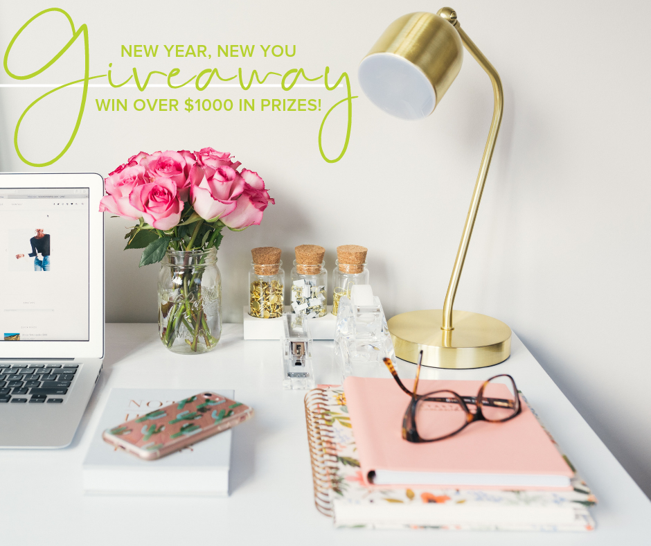New Year, New You Giveaway