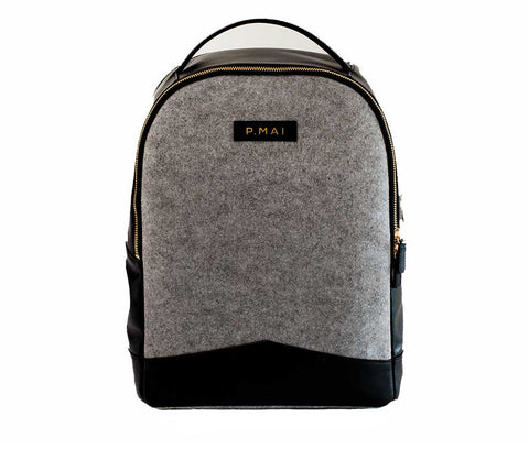 Rumi Wool Backpack