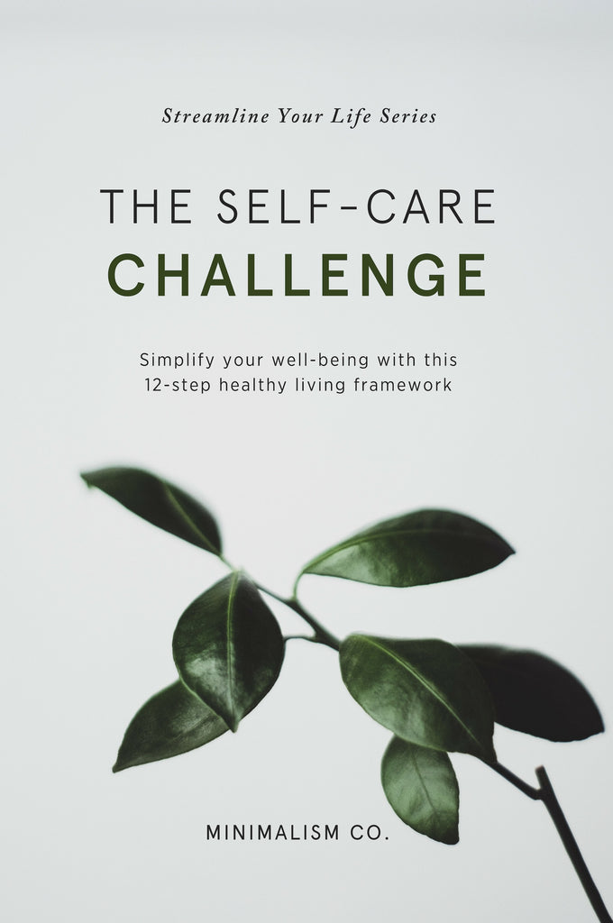 The Self-Care Challenge (eBook + guide)